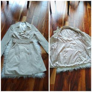 New York & Company Jackets & Coats - NY & Company Trench Coat